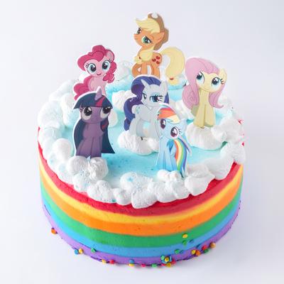 Tort My Little Pony