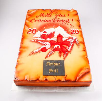 Tort corporativ Aridor Stil