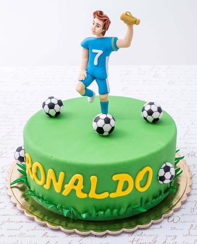Tort Ronaldo la comanda